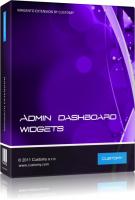 Admin Dashboard Widgets