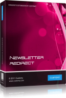 Newsletter Redirect