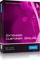Extended Customer Groups