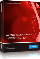 Extended User Registration